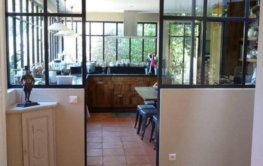 Location de vacances - Chambre d'hôtes à Saint-Tropez - Cuisine