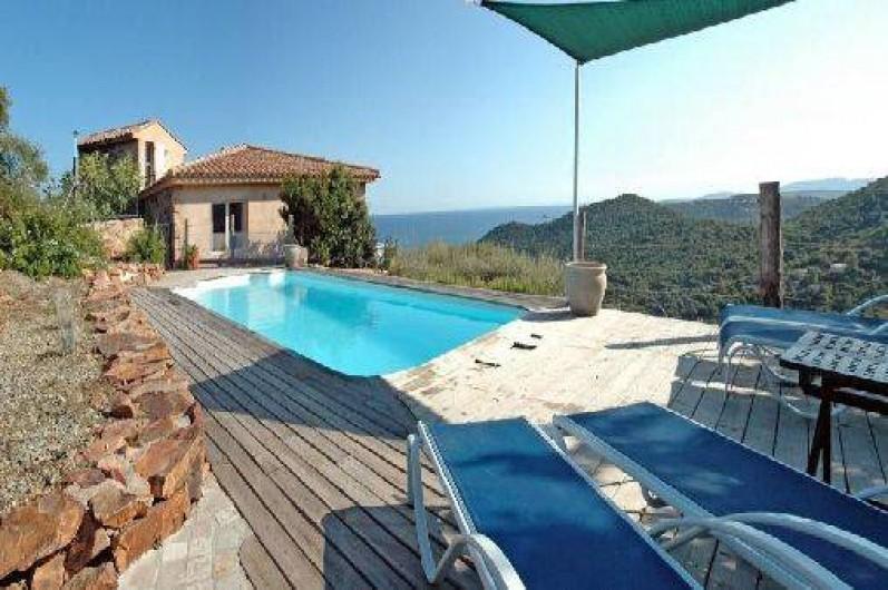 Maison sainte lucie de porto vecchio en corse du sud - Location villa avec piscine corse ...