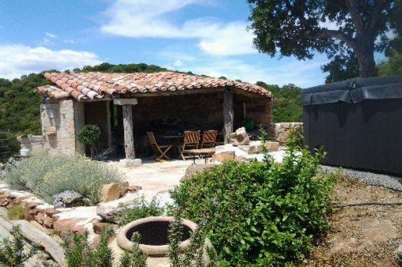 Location de vacances - Maison - Villa à Sainte-Lucie de Porto-Vecchio