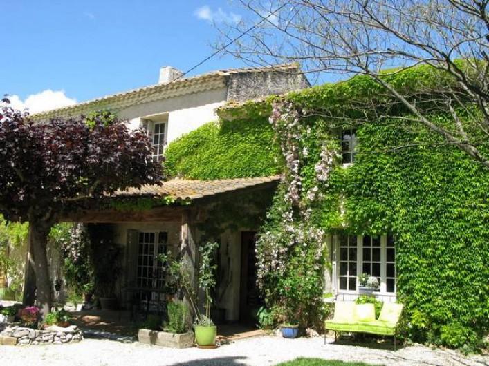 Chambres de charme et bateau atypique + Piscine vers Avignon/ Orange ...