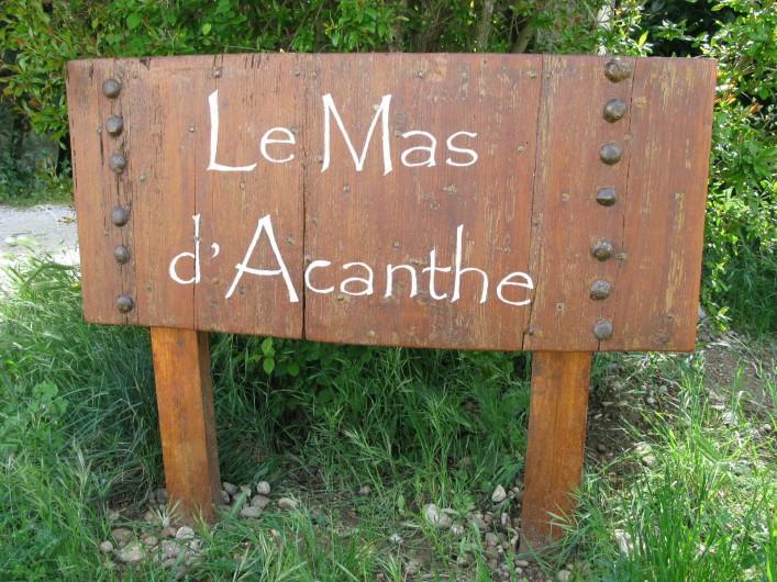 Location de vacances - Chambre d'hôtes à Saint-Geniès-de-Comolas