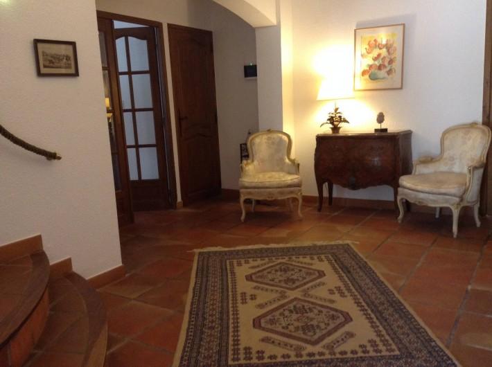 Location de vacances - Villa à Saint-Aygulf - Hall d'entrée