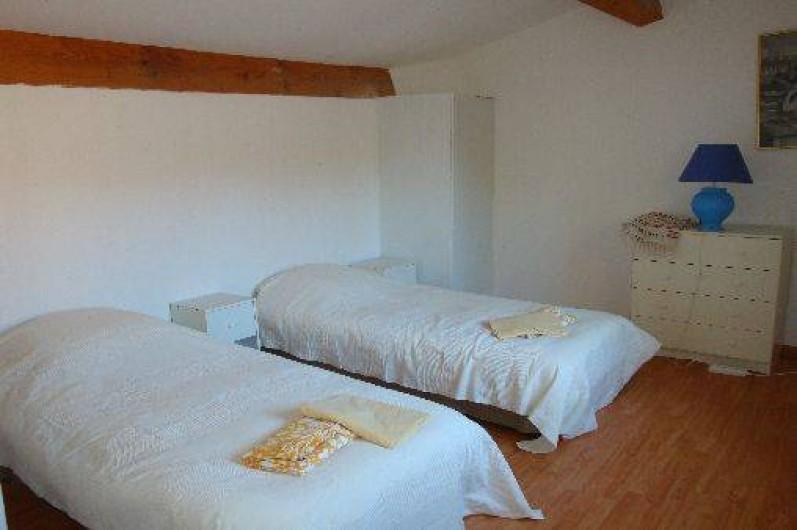 Location de vacances - Gîte à Montoulieu