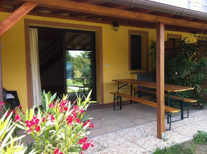 Location de vacances - Appartement à Cecina - Dehors de Tasso