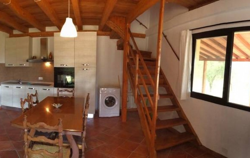 Location de vacances - Appartement à Cecina - sejour Civetta