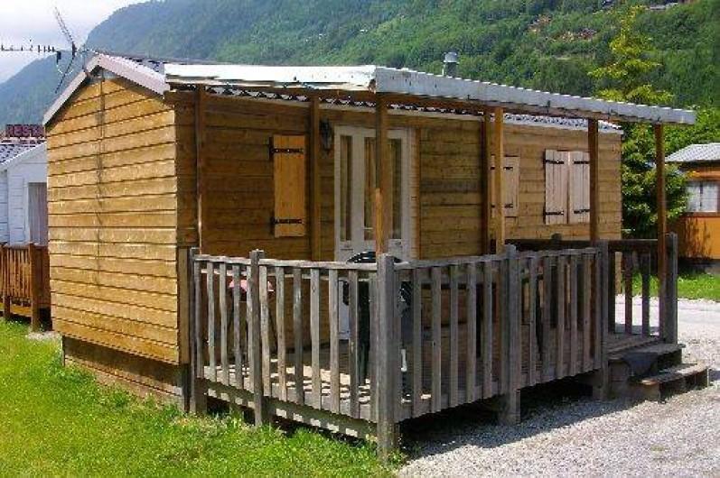 Location de vacances - Camping à Verchaix
