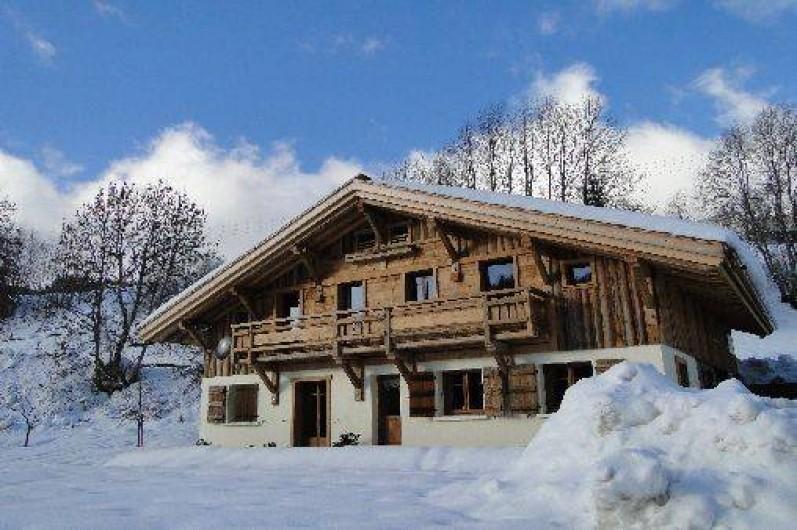Location de vacances - Chambre d'hôtes à Les Gets