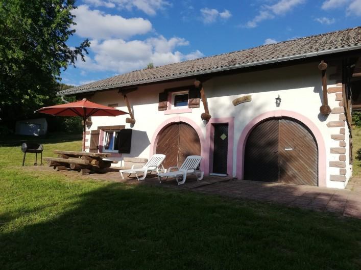 Location de vacances - Maison - Villa à Gerbépal - C'est l'Été