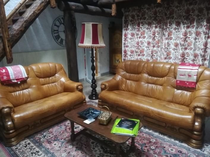 Location de vacances - Maison - Villa à Gerbépal - salon