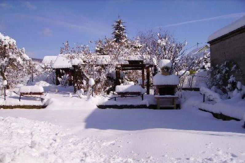 Location de vacances - Gîte à Westhalten
