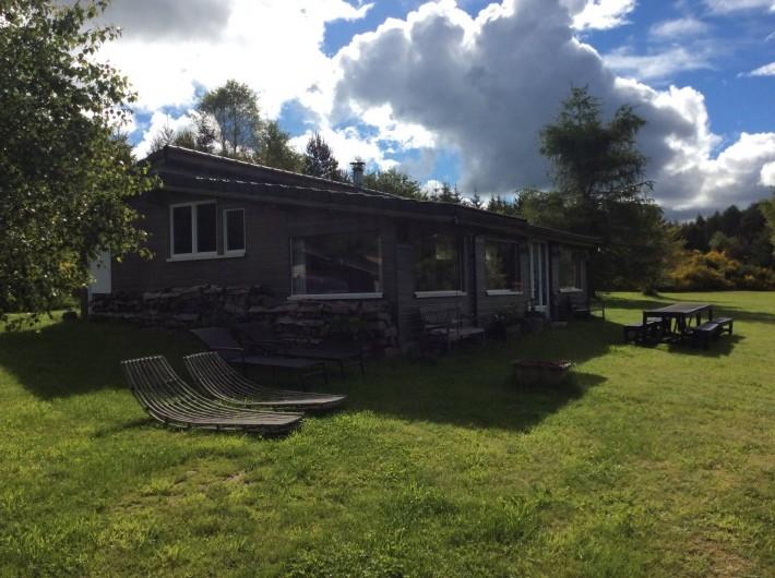 Location de vacances - Chalet à Le Chambon-sur-Lignon