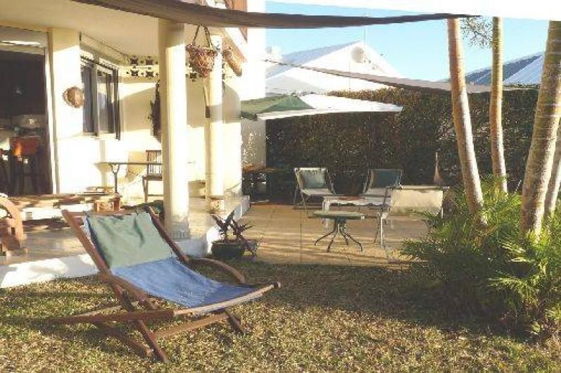 Location de vacances - Studio à Saint-Paul