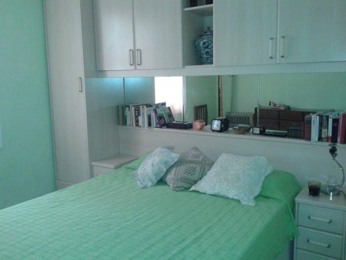 """Location de vacances - Villa à Monòver - Chambre num. 1 ou """"verte"""""""