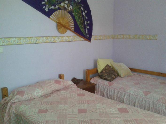 Location de vacances - Villa à Monòver - Chambre num.3.