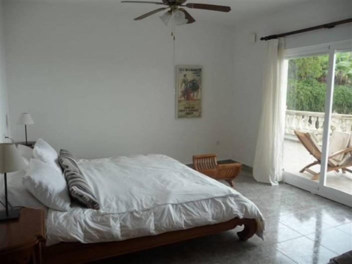 Location de vacances - Villa à El Poble Nou de Benitatxell - Chambre 2