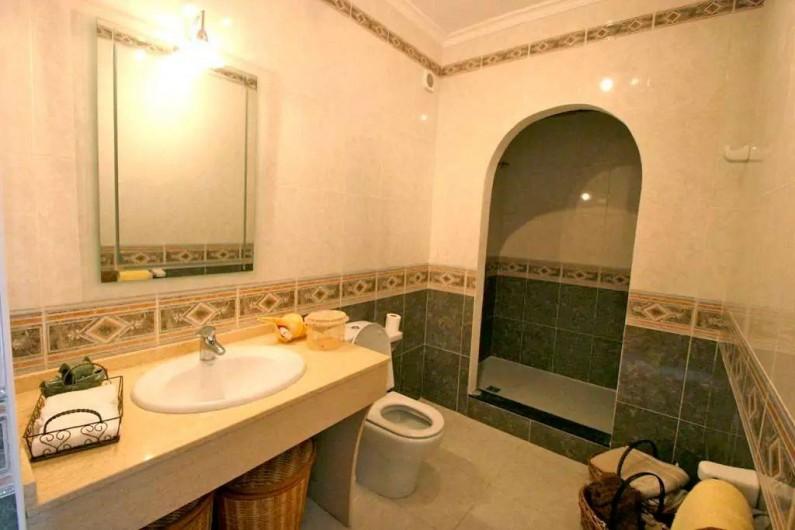Location de vacances - Villa à El Poble Nou de Benitatxell - Autre salle de bain