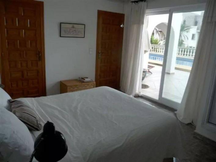 Location de vacances - Villa à El Poble Nou de Benitatxell - Chambre 3