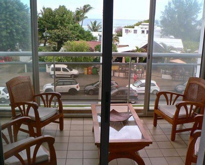 Location de vacances - Appartement à Saint-Pierre