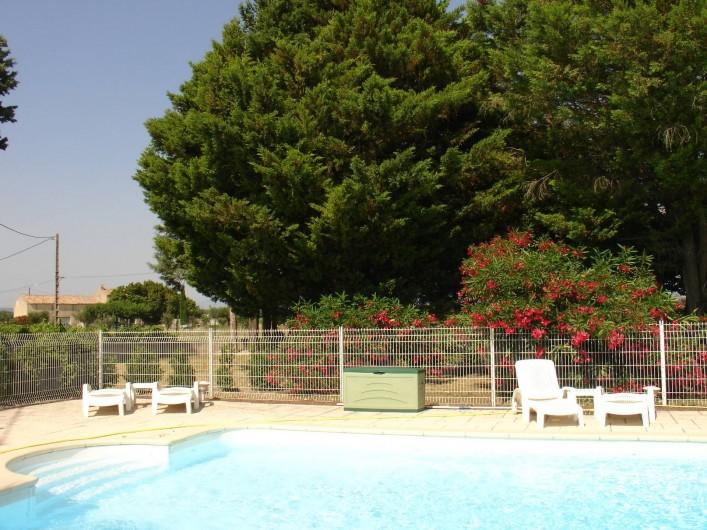 Location de vacances - Mas à Bollène