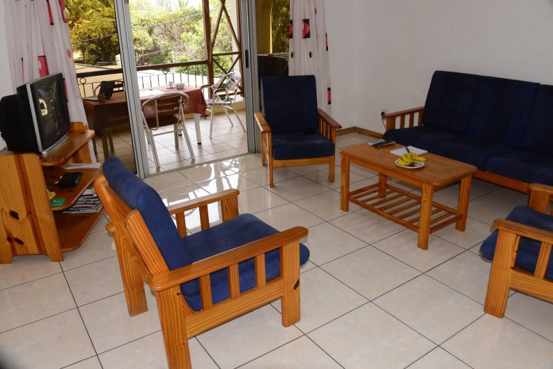 Location de vacances - Appartement à Blue Bay