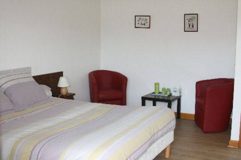 Location de vacances - Chambre d'hôtes à Saint-Lattier - chambre 3