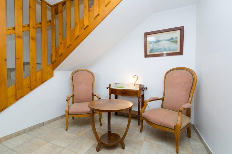 Location de vacances - Chambre d'hôtes à Saint-Lattier - petit salon