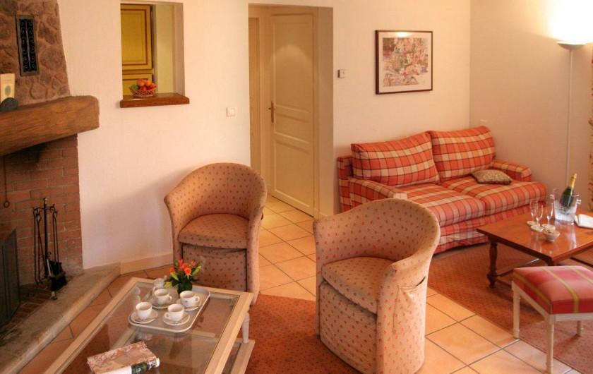Location de vacances - Appartement à Saint-Laurent-de-Cerdans