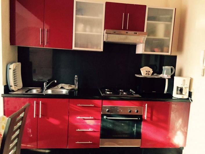 Location de vacances - Appartement à Benslimane