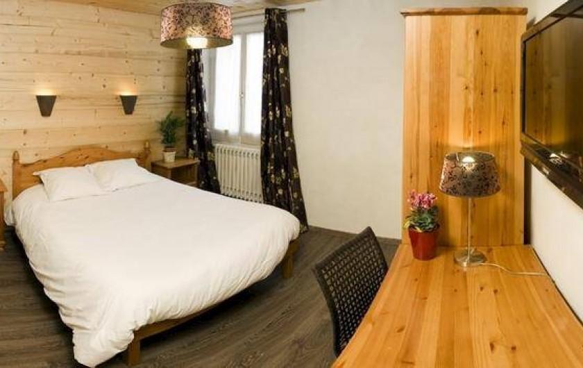 Location de vacances - Hôtel - Auberge à Abries - Chambre Double