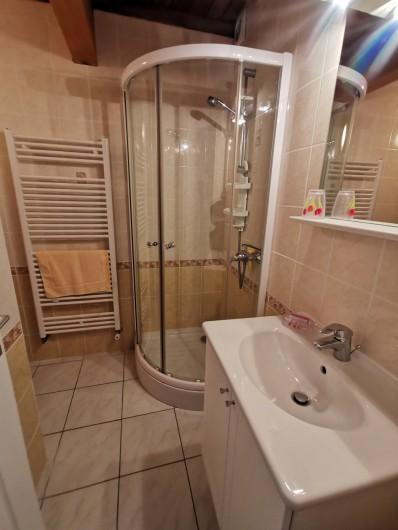 Location de vacances - Gîte à La Livinière - Salle de bain n° 2