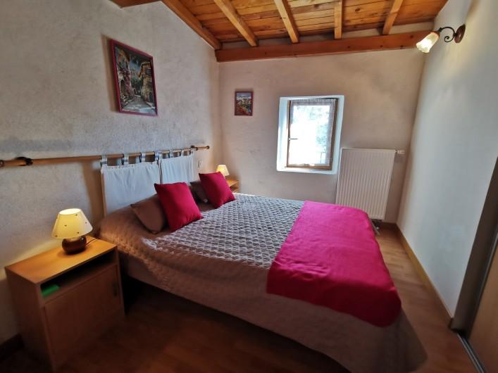 Location de vacances - Gîte à La Livinière - Chambre 1 au 1er étage