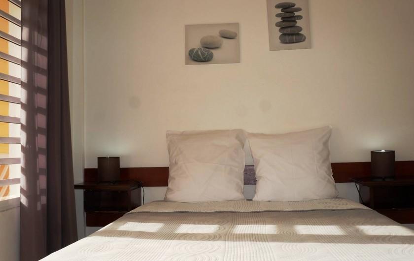 Location de vacances - Studio à Le Vauclin - Résidence Macabou - Studio Galet ou Studio Zen pour 2 personnes