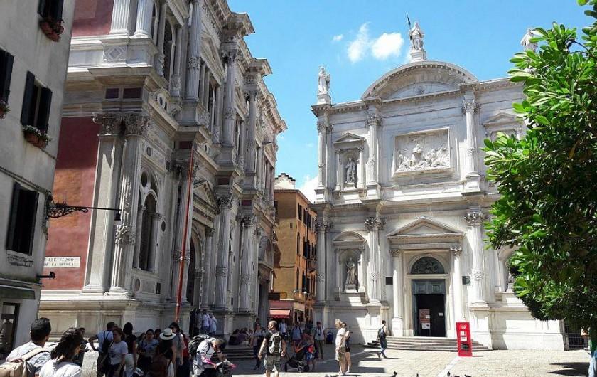 Location de vacances - Appartement à Venise - Campo San Rocco