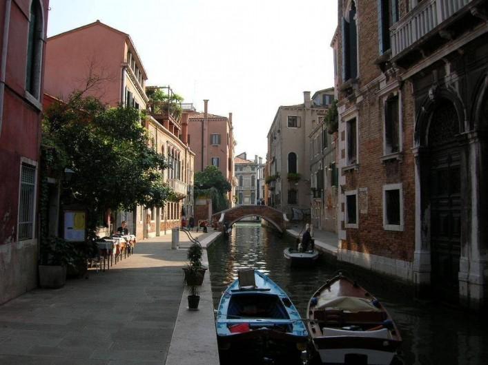 Location de vacances - Appartement à Venise - Rio della Frescada