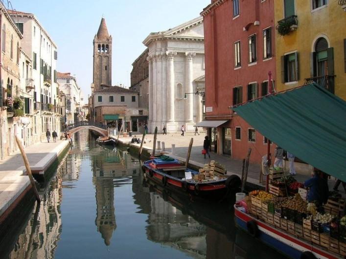 Location de vacances - Appartement à Venise - Campo San Barnaba
