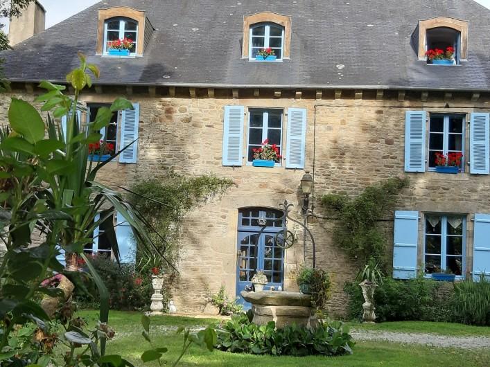 Location de vacances - Chambre d'hôtes à Merdrignac