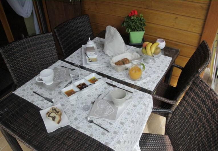 Location de vacances - Chambre d'hôtes à Saint-Martin-Bellevue
