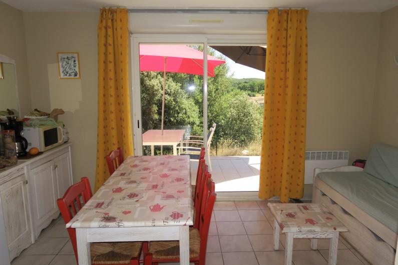 Location de vacances - Maison - Villa à Salavas - coin cuisine 2