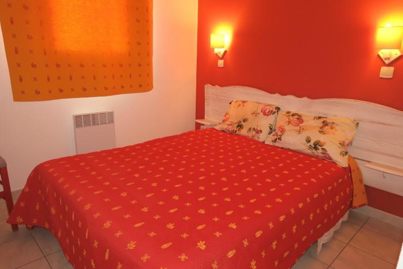 Location de vacances - Maison - Villa à Salavas - canapé gigogne