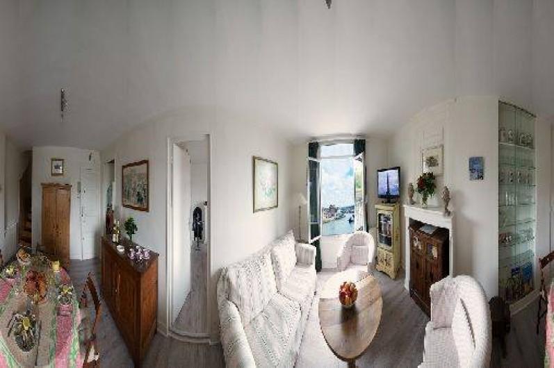Appartement Meuble Plein Sud Avec Vue Sur Le Port De Dieppe En Haute
