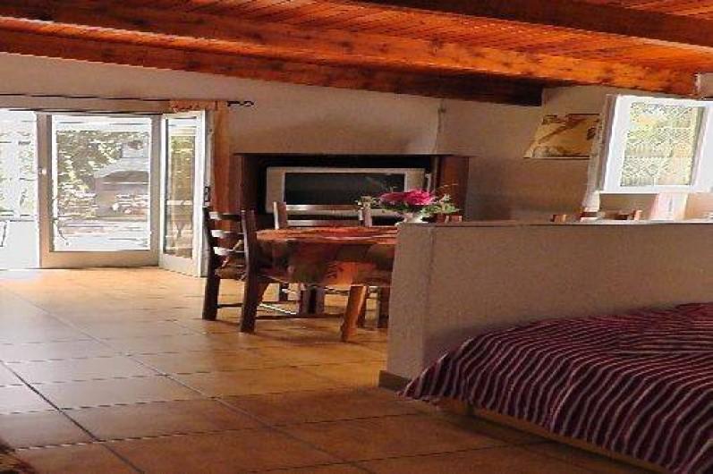 Location de vacances - Villa à Pernes-les-Fontaines - séjour