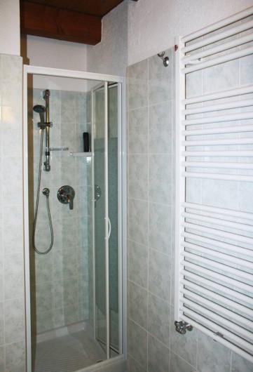 Location de vacances - Appartement à Brissogne - Doccia Ovest