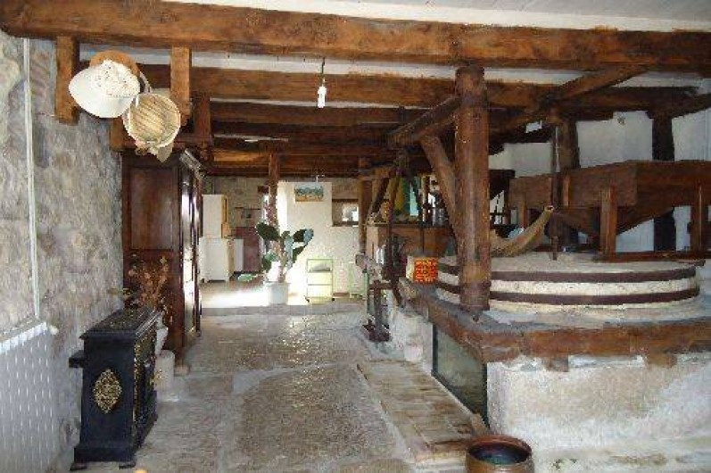 Location de vacances - Gîte à Puylaroque - LES MEULES A GRAINS