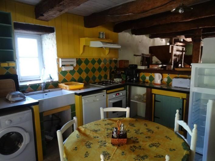 Location de vacances - Gîte à Puylaroque - LA CUISINE