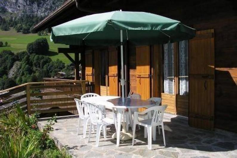 Location de vacances - Chalet à Chinaillon