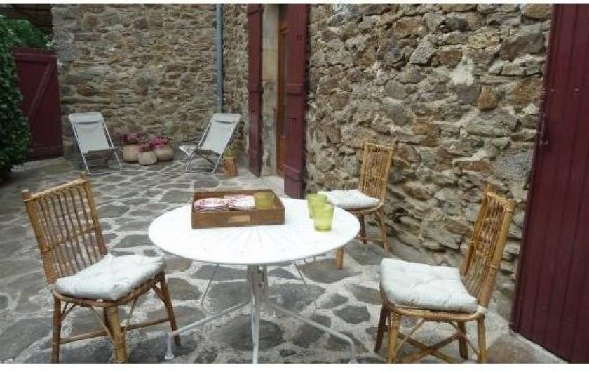 Location de vacances - Gîte à Chamborigaud - Gîte 5 personnes