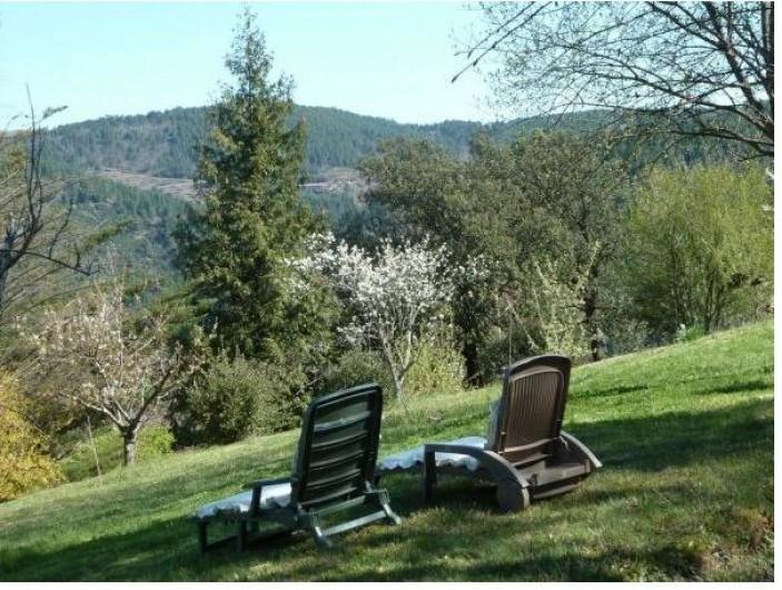 Location de vacances - Gîte à Chamborigaud