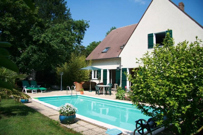 location de vacances chambre dhtes maisons laffitte la piscine des - Location Maison Vacances Piscine Prive