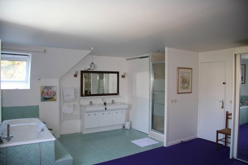 Location de vacances - Chambre d'hôtes à Maisons-Laffitte - L'espace forme de la chambre d'hôtes