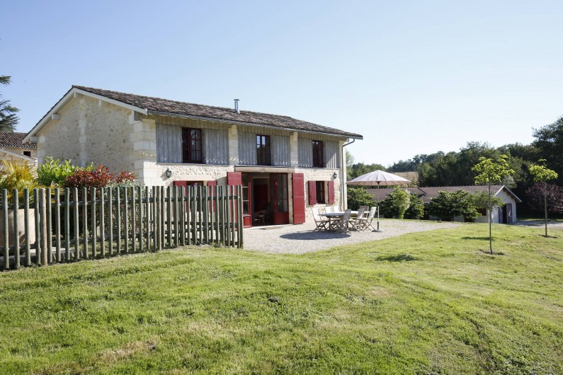 location gite 50 personnes gironde